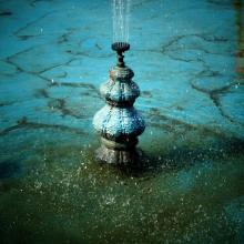 Fountain Knob