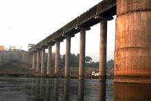Bridge on Chambal