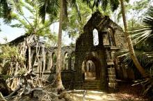 Ross Island Andaman Church