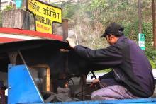 Filling Coal