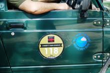 4 Jeep Safari
