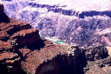 Colorado in Canyon